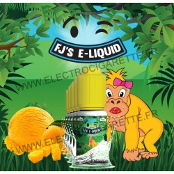 Pack 5 flacons Bae - FJ'S E-Liquids