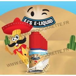 Pack de 5 flacons Churronimo - FJ'S E-Liquids