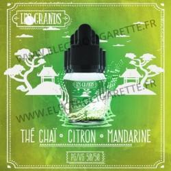 Pack de 5 flacons Grands Maître - Les Grands by VDLV