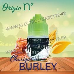Pack de 5 flacons Classique Burley - Origin Nv by VDLV