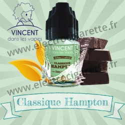 Pack de 5 flacons Classique Hampton - Les incontournables by VDLV