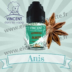 Pack de 5 flacons Anis - Les incontournables by VDLV