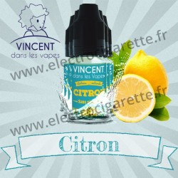 Pack de 5 flacons Citron - Les incontournables by VDLV