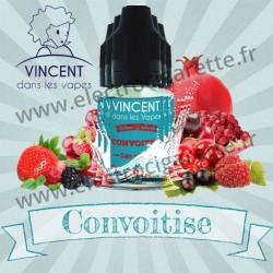 Pack de 5 flacons Convoitise - Les incontournables by VDLV