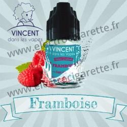Pack de 5 flacons Framboise - Les incontournables by VDLV