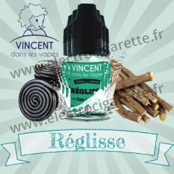 Pack de 5 flacons Réglisse - Les incontournables by VDLV
