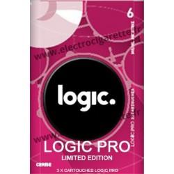 Cartouche Cerise Rouge - Limited Edition - Logic Pro