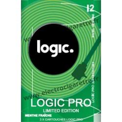 Cartouche Menthe Fraîche - Limited Edition - Logic Pro