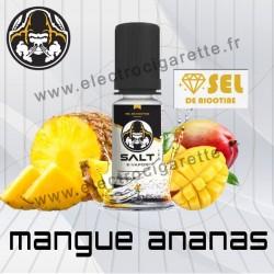 Mangue Ananas - Salt E-vapor - Aux sel de nicotine
