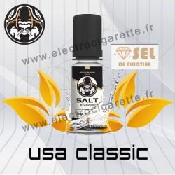 USA Classic - Salt E-vapor - Aux sel de nicotine