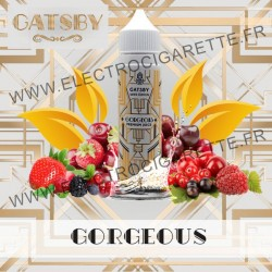 Gorgeous - Gatsby - White Edition - ZHC 50 ml