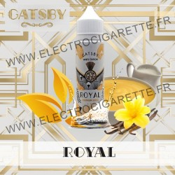 Royal - Gatsby - White Edition - ZHC 50 ml
