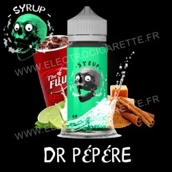 Dr Pépére - Syrup - The Fuu - ZHC 100 ml