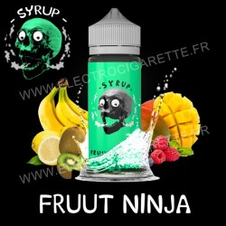 Fruut Ninja - Syrup - The Fuu - ZHC 100 ml