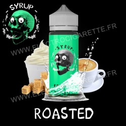 Roasted - Syrup - The Fuu - ZHC 100 ml