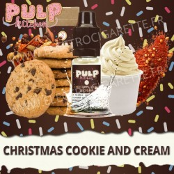 Christmas Cookie and Cream - Pulp Kitchen - Pulp - 10 ml