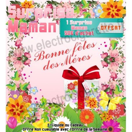 Surprise Maman - Offert - Non cumulable avec l'Offre de la Semaine