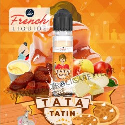 Tata Tatin - Le French Liquide - ZHC 50 ml