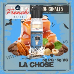 La Chose - Le French Liquide - 50/50 - ZHC 50 ml