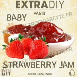 Baby Strawberry Jam - ExtraDiY - 10 ml - Arôme concentré