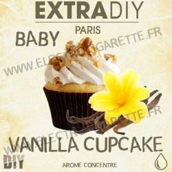 Baby Vanilla Cupcake - ExtraDiY - 10 ml - Arôme concentré
