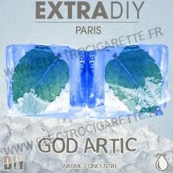 God Artic - ExtraDiY - 10 ml - Arôme concentré