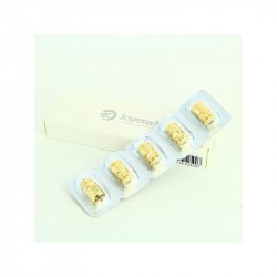 PACK DE 5 RESISTANCES EX 0.5OHM GOLD EXCEED JOYETECH