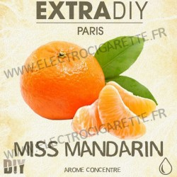 Miss Mandarin - ExtraDiY - 10 ml - Arôme concentré