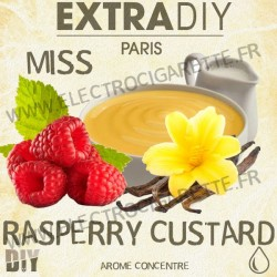 Miss Raspberry Custard - ExtraDiY - 10 ml - Arôme concentré