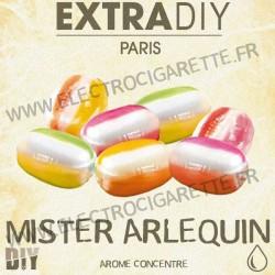 Mister Arlequin - ExtraDiY - 10 ml - Arôme concentré