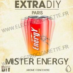 Mister Energy - ExtraDiY - 10 ml - Arôme concentré