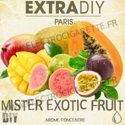 Mister Exotic Fruit - ExtraDiY - 10 ml - Arôme concentré