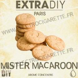 Mister Macaroon - ExtraDiY - 10 ml - Arôme concentré