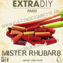 Mister Rhubarb - ExtraDiY - 10 ml - Arôme concentré
