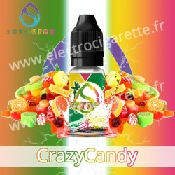Crazy Candy - Savourea Crazy - 10 ml