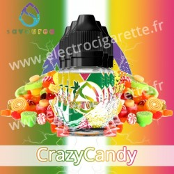 Crazy Candy - Savourea Crazy - 5x10 ml