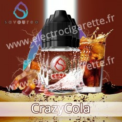 Crazy Cola - Savourea Crazy - 5x10 ml