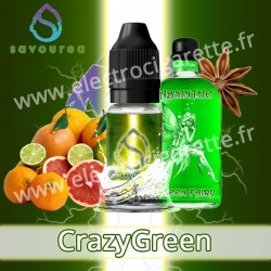 Crazy Green - Savourea Crazy - 10 ml
