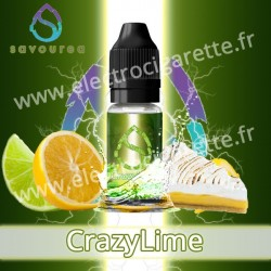 Crazy Lime - Savourea Crazy - 10 ml