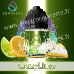 Crazy Lime - Savourea Crazy - 5x10 ml