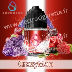 Crazy Man - Savourea Crazy - 5x10 ml