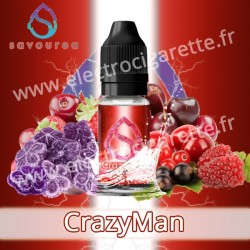 Crazy Man - Savourea Crazy - 10 ml