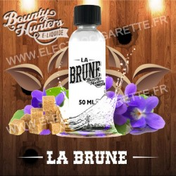 La Brune - Bounty Hunters - Savourea - ZHC 50 ml