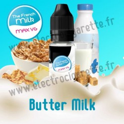 The French Butter Milk - The French Milk - Savourea - 10 ml
