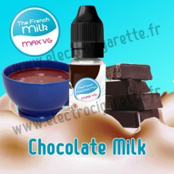 The French Chocolate Milk - The French Milk - Savourea - 10 ml
