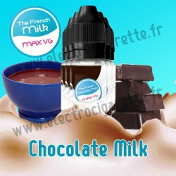 The French Chocolate Milk - The French Milk - Savourea - 5x10 ml