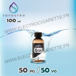 Base 100 ml - 0 mg - Make It by Savourea