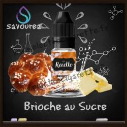 Brioche Sucrée - La Recette Make It by by Savourea - Arôme concentré