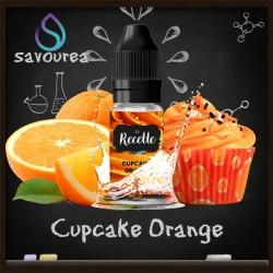 Cupcake Orange - La Recette Make It by by Savourea - Arôme concentré