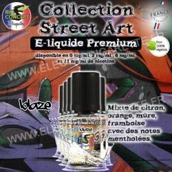 5 x Blaze - Street Art - BioConcept Premium - 5x10 ml